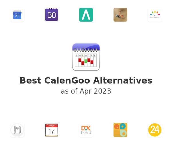 Best CalenGoo Alternatives