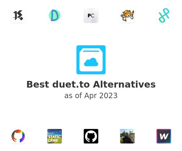 Best duet.to Alternatives