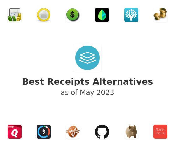 Best Receipts Alternatives