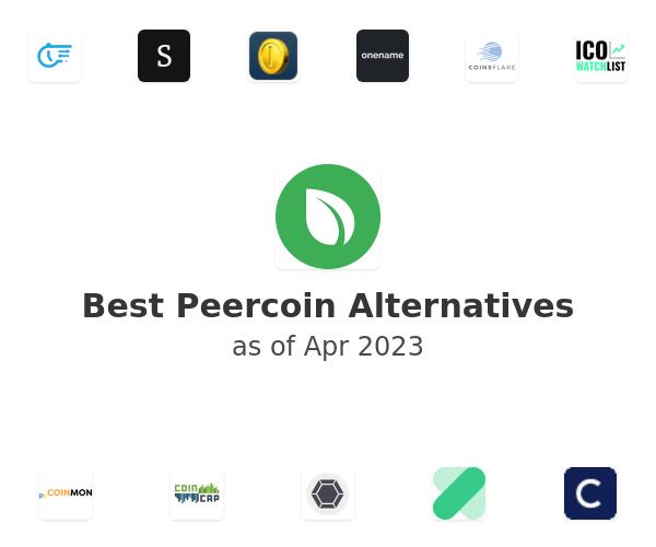 Best Peercoin Alternatives