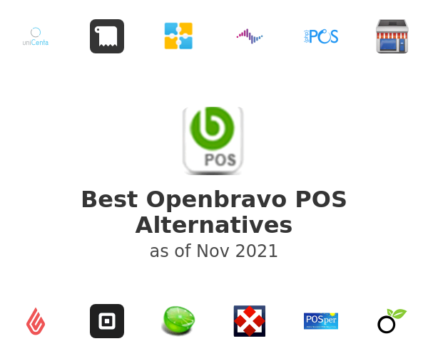 Best Openbravo POS Alternatives