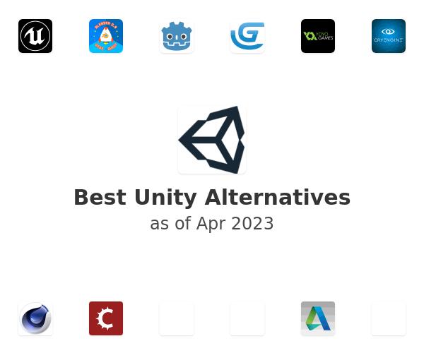 Best Unity Alternatives