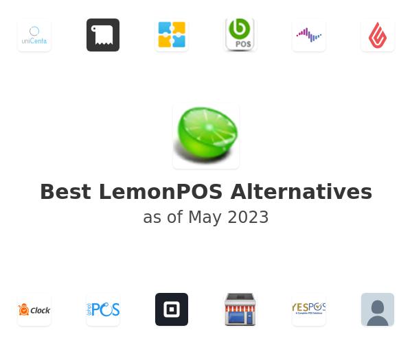 Best LemonPOS Alternatives