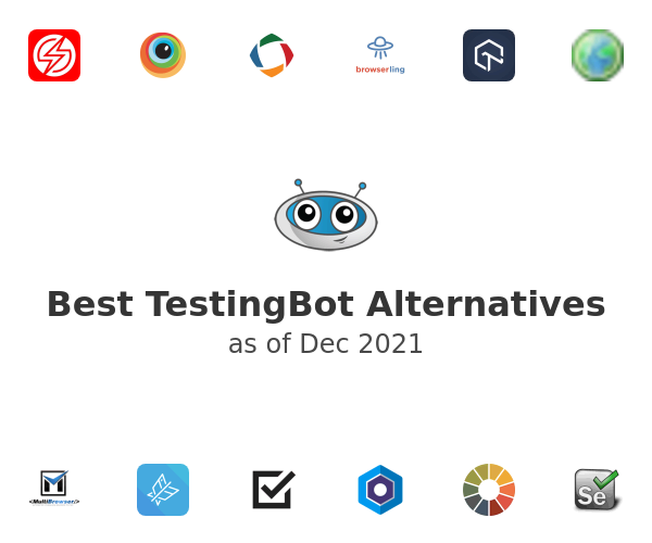 Best TestingBot Alternatives