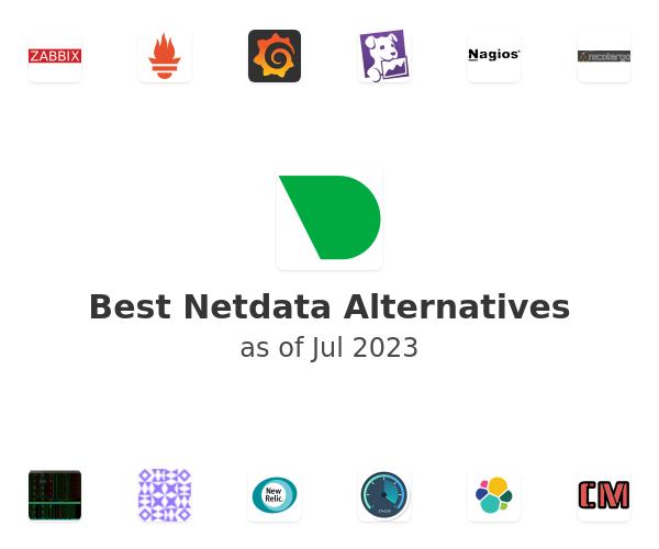 Best Netdata Alternatives