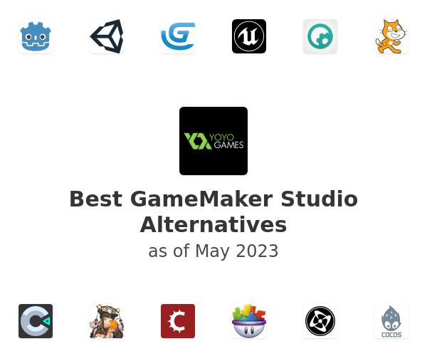 Best GameMaker Studio Alternatives