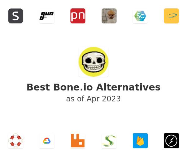 Best Bone.io Alternatives
