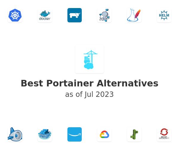 Best Portainer Alternatives