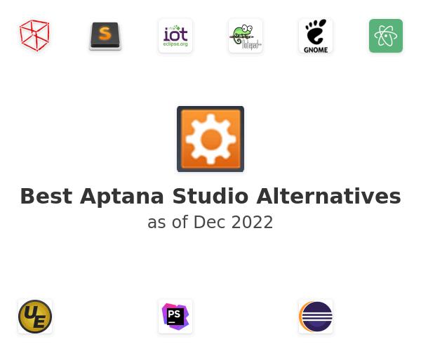 Best Aptana Studio Alternatives