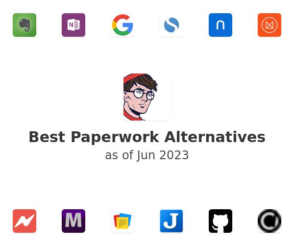 Best Paperwork Alternatives