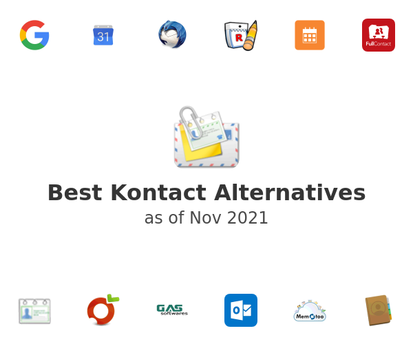 Best Kontact Alternatives