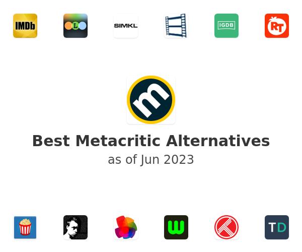 Best Metacritic Alternatives