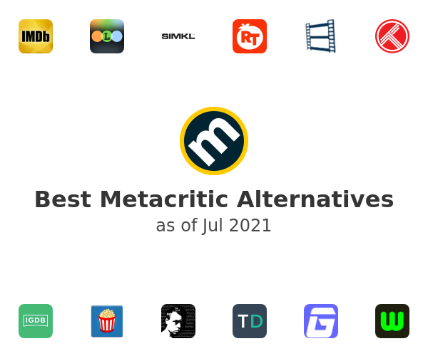 Best Metacritic Alternatives