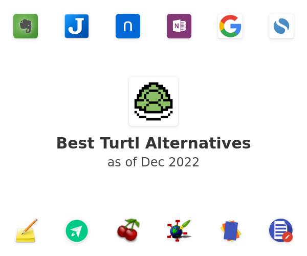 Best Turtl Alternatives