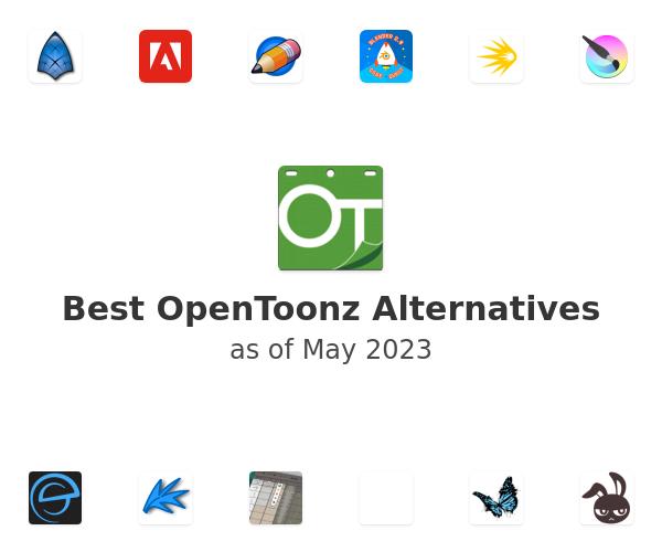 Best OpenToonz Alternatives