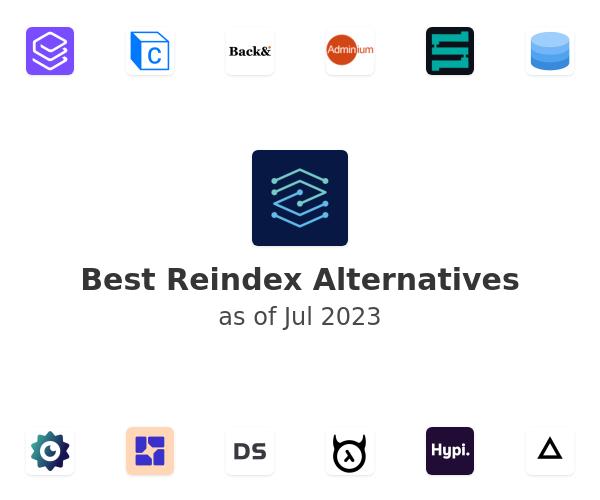 Best Reindex Alternatives