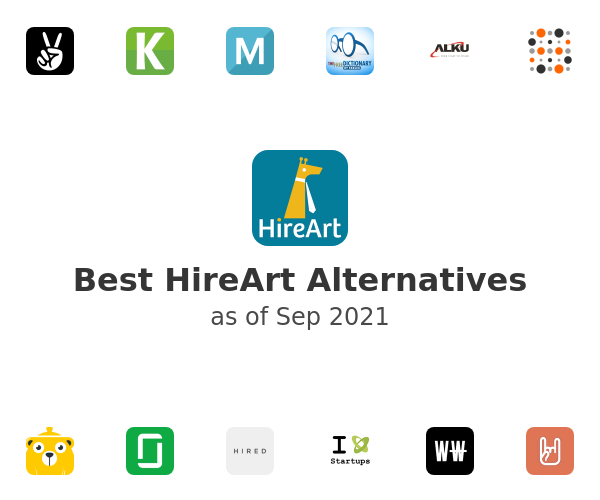Best HireArt Alternatives