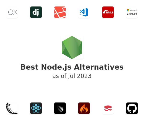 Best Node.js Alternatives