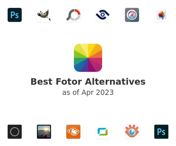 Best Fotor Alternatives