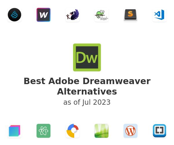 Best Adobe Dreamweaver Alternatives