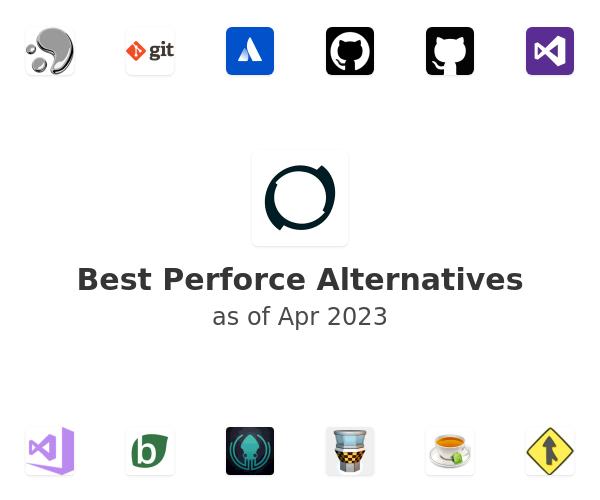 Best Perforce Alternatives