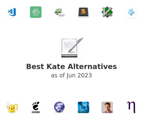 Best Kate Alternatives
