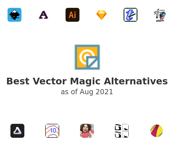 Best Vector Magic Alternatives