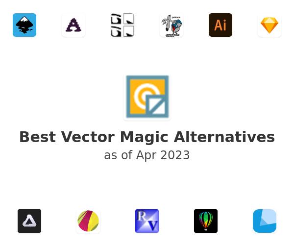 Best Vector Magic Alternatives