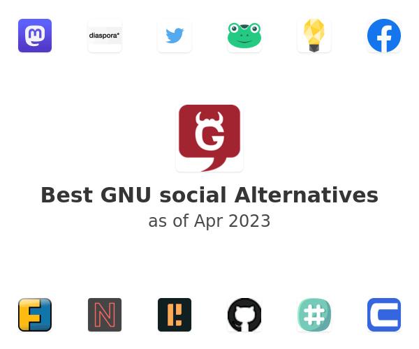 Best GNU social Alternatives
