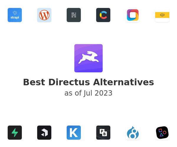 Best Directus Alternatives