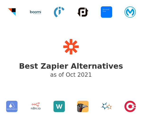Best Zapier Alternatives