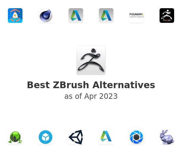 Best ZBrush Alternatives