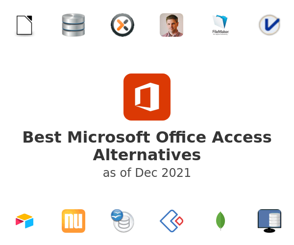 Best Microsoft Office Access Alternatives