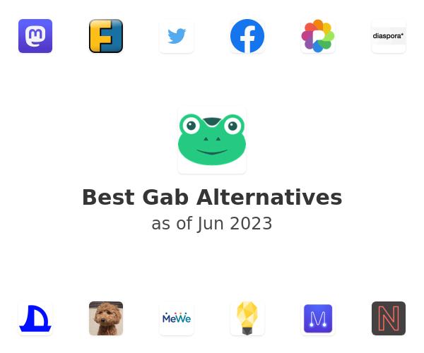Best Gab Alternatives