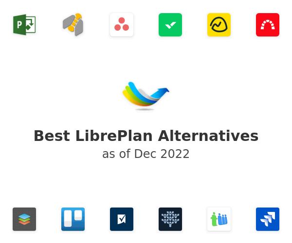 Best LibrePlan Alternatives