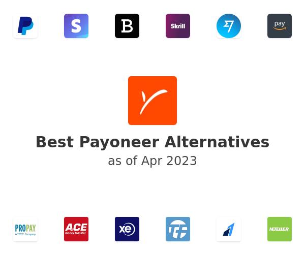 Best Payoneer Alternatives