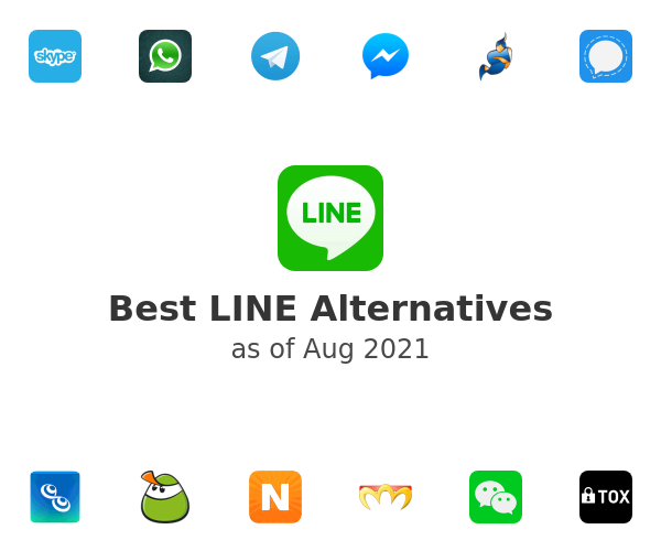 Best LINE Alternatives