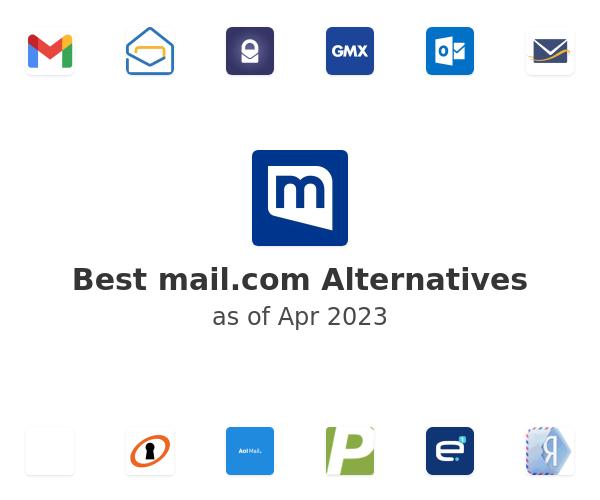 Best mail.com Alternatives