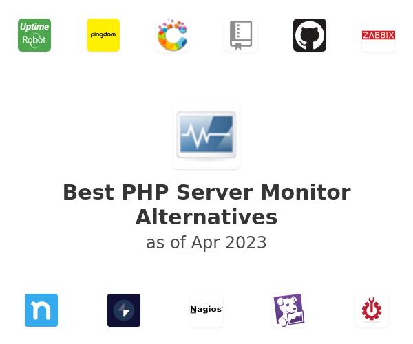 Best PHP Server Monitor Alternatives