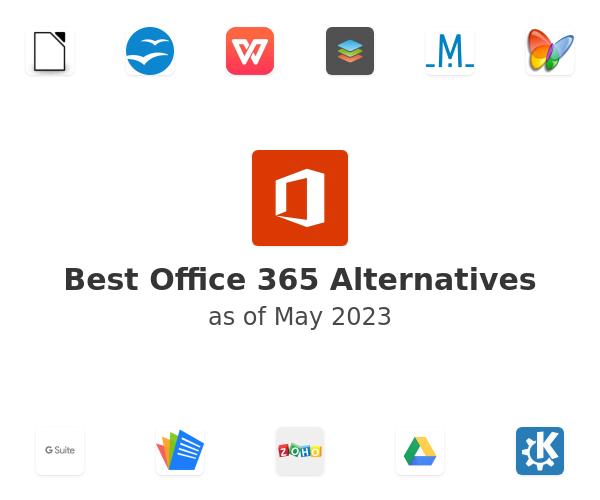 Best Office 365 Alternatives