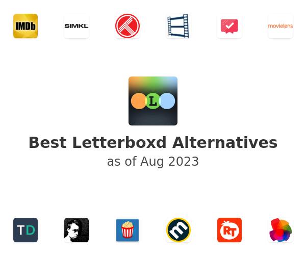 Best Letterboxd Alternatives