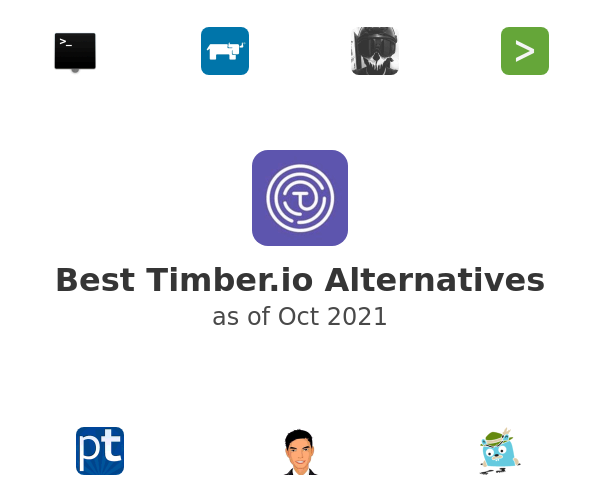 Best Timber.io Alternatives