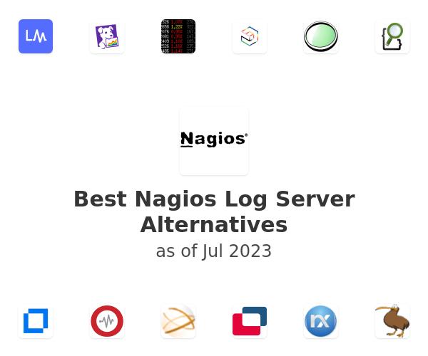 Best Nagios Log Server Alternatives