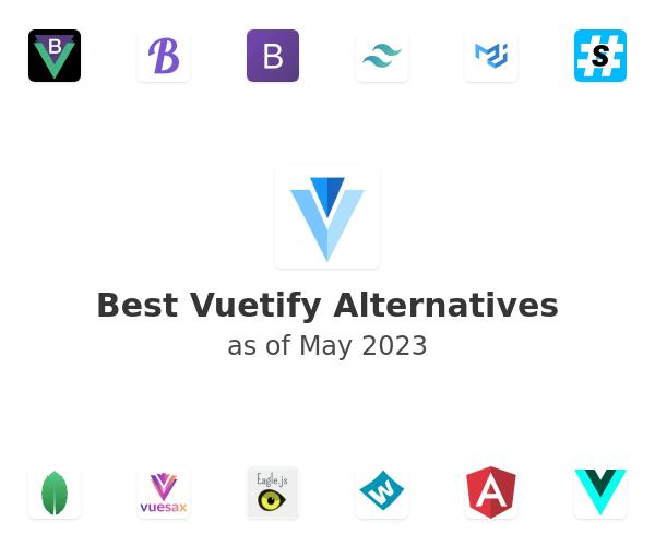Best Vuetify Alternatives