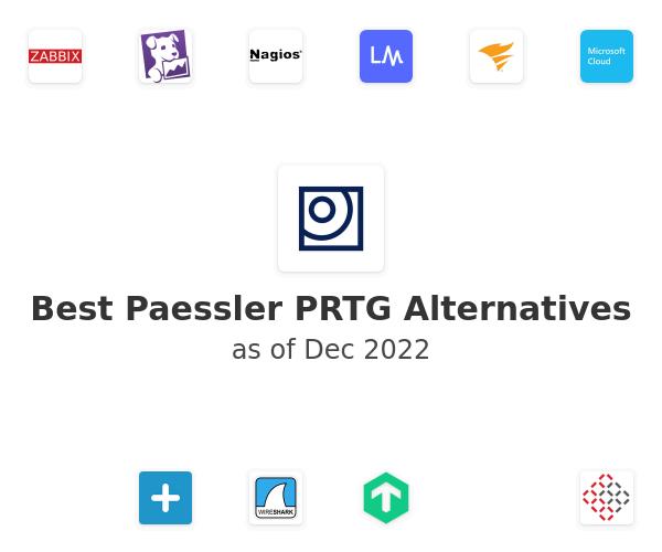 Best PRTG Network Monitor Alternatives