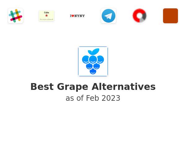 Best Grape Alternatives