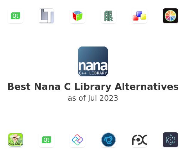 Best Nana C Library Alternatives
