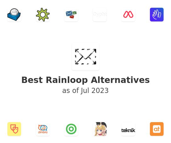Best Rainloop Alternatives