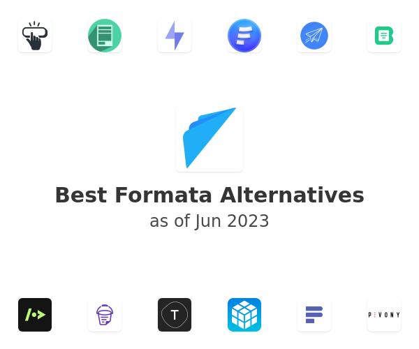 Best Formata Alternatives