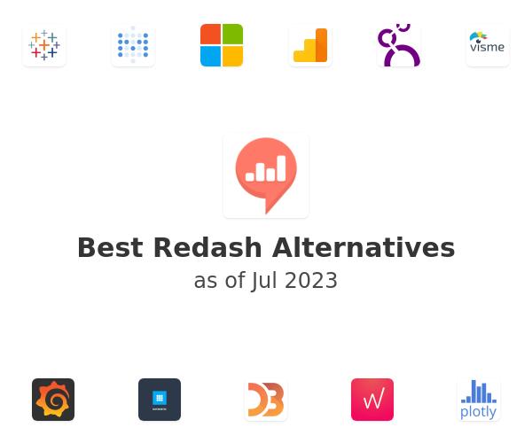 Best Redash Alternatives